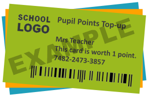 Example Points Voucher